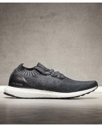 bd643f94bc6f5 Lyst - Adidas Ultra Boost Uncaged Trainer in White for Men