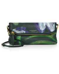 Burberry Prorsum Petal Shoulder Bag - Lyst