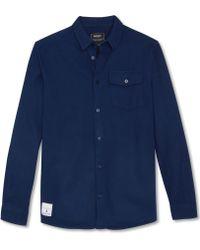 Wesc Tyrone Pocket Flannel Shirt - Lyst