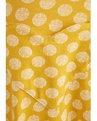 Effie's Heart - Next On Deck Skirt In Goldenrod - Lyst
