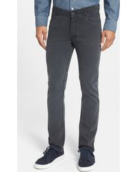 Surface To Air Straight Leg Washed Denim Jeans - Lyst