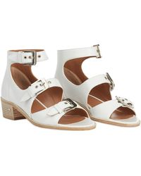 Laurence Dacade Leather Sandals - Lyst