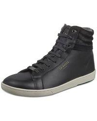 Ted Baker Kilma 2 Leather Hi-top Sneakers - Lyst