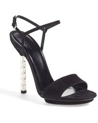 Gucci 'Adlena' Stiletto Sandal - Lyst