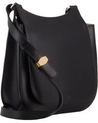 The Row Hunting 9 Shoulder Bag - Lyst