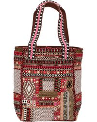 Antik Batik Town Bag - Molly1Cbs - Lyst