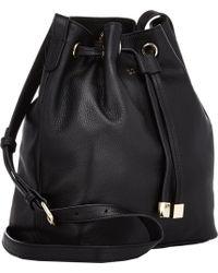 Barneys New York Jessica Mini Bucket Bag - Lyst