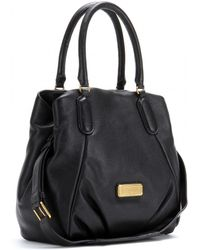 Marc By Marc Jacobs Fran Leather Tote - Lyst
