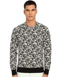 Marc Jacobs | Layered Leaf Sweatshirt | Lyst