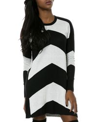 Volcom The Twisted Sweater Dress - Lyst