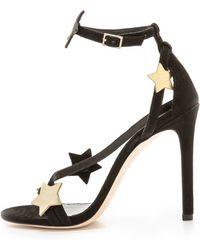 B Brian Atwood - Licata Star Sandals - Lyst