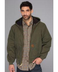 Carhartt Qfl Sandstone Active Jacket - Lyst