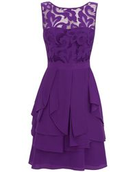 Coast Petite Daymee Dress - Lyst
