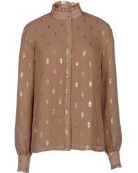 Raoul Long Sleeve Shirt - Natural