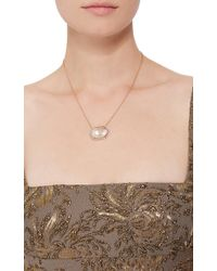 Jordan Alexander - One Of A Kind 18k Rose Gold Diamond And Pearl Necklace - Lyst