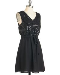 Esley Touch Of Twinkle Dress - Lyst