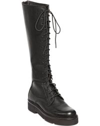Ld Tuttle 40Mm The Stab Lace Up Leather Boots - Lyst