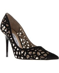 Jimmy Choo Black Abel Pumps - Lyst