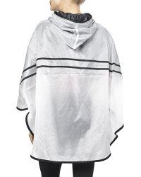 Nike Hyp Poncho - White