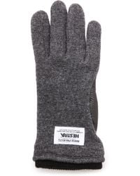 Norse Projects - Norse X Hestra Svante Gloves - Lyst