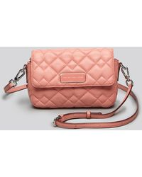 Marc By Marc Jacobs Crossbody - Crosby Quilted Julie - Lyst