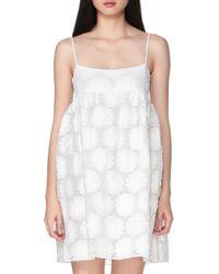 Cacharel Pencil Dress - 15Efp436426 - Lyst