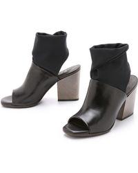 Coclico Daus Sandals - Ideale - Black