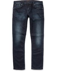 Nudie Jeans Tight Long John Denim Jeans - Lyst