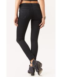 Mother Denim The Looker Ankle Fray - Lyst