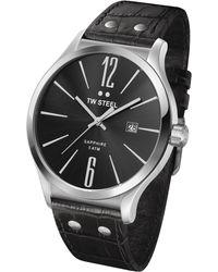 Tw Steel Slim Line Stainless Steel Watch - Lyst