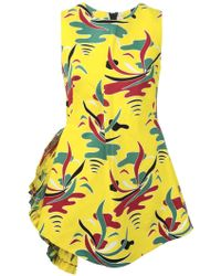 Marni Floral Dress - Lyst