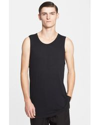 Chapter - 'ro' Cotton Blend Tank - Lyst