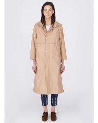 Billy Reid Copper Trench gold - Lyst