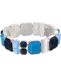 Vera Bradley Colorful Gem Bracelet - Lyst