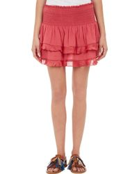 Etoile Isabel Marant Connie Skirt - Lyst