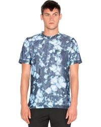 Clover Canyon - Night Blooms 3d Mesh Tee - Lyst