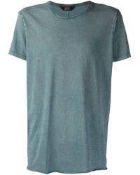 Neuw - 'enkel' T-shirt - Lyst