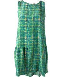 L'Autre Chose Sleeveless Dress - Lyst