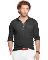Polo Ralph Lauren Featherweight Mesh Estate Shirt - Lyst