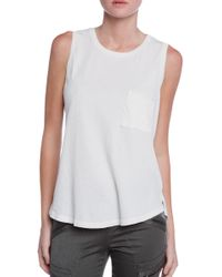 Ever Holland Tank Top - Lyst