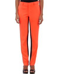 Opening Ceremony Moodie Inseam-Stripe Trousers - Lyst