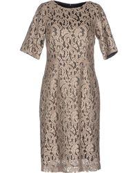 Fee G Short Dress - Lyst