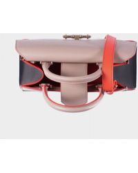 Givenchy   Tricolor Leather Small Obsedia Bag   Lyst