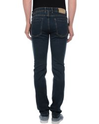 AT.P.CO Denim Trousers - Blue