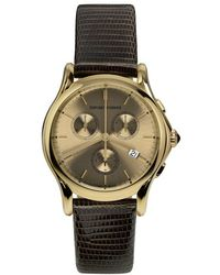 Emporio Armani Swiss Made Watches - Lyst