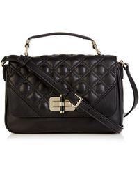 Diane von Furstenberg 440 Gallery Mini Leather Shoulder Bag - Lyst