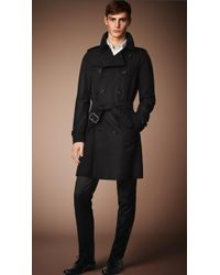 Burberry The Wiltshire - Long Heritage Trench Coat - Lyst