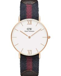 Daniel Wellington Grace London Watch - For Women multicolor - Lyst
