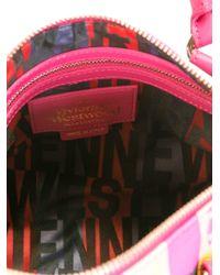 Vivienne Westwood - 'logomania' Cross Body Bag - Lyst