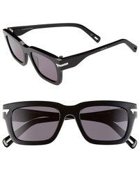 G-Star RAW Men'S 'Gs600Sm' 51Mm Sunglasses - Black - Lyst